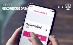 Telekom ti v marci daruje až 1 000 GB dát úplne zadarmo