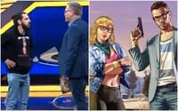 Televíznu šou v živom prenose prerušil horlivý hráč GTA. Chcel vedieť, kam sa podela 6. časť série