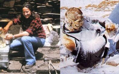 Telo prvej ženy, ktorá zomrela na Mount Evereste, dlhé roky sledovalo mnohých horolezcov
