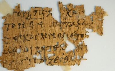 Téměř 2 000 let starý rukopis Nového zákona se prodával na eBayi jen za 99 dolarů