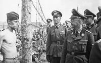 Téměř omdlel, když mu kabát pocákal mozek Žida. Deník Heinricha Himmlera, objevený teprve nedávno, odhaluje jeho ohavnosti