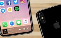 Téměř žádné rámečky nebo rychlé nabíjení. 5 věcí, které by měl mít iPhone 8, aby nepotopil Apple ke dnu