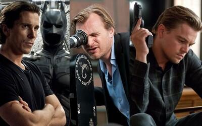 Temnota, nelineárne rozprávanie a Hans Zimmer. Podľa čoho spoľahlivo spoznáte film od Christophera Nolana?