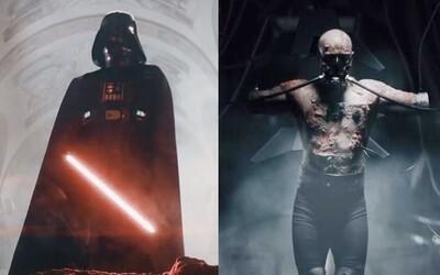Temný příběh z minulosti Darth Vadera ohromuje fanoušky Star Wars. Vidělo ho přes 7 milionů lidí