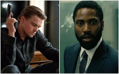 Tenet je druhým nejdražším filmem Christophera Nolana. Je epické sci-fi s ohýbáním času tajným pokračováním Inception?