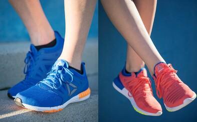 Tenisky Reebok Print 3D mapují tvůj běh a poskytují odpružení tam, kde je to potřeba