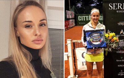 Tenistka Šramková: Finančne sa hráčka posunie do iného levelu, keď sa priblíži k prvej stovke (Rozhovor)