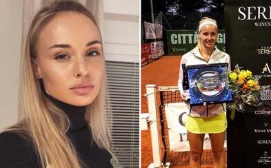 Tenistka Šramková: Keď sa hráčka priblíži k prvej stovke, po finančnej stránke ju to posunie do úplne iného levelu (Rozhovor)