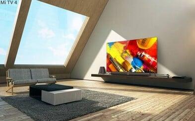 Tenšia ako iPhone. Čínske jabĺčko Xiaomi predstavilo Mi TV 4 s umelou inteligenciou, ktorú by chcel každý z nás