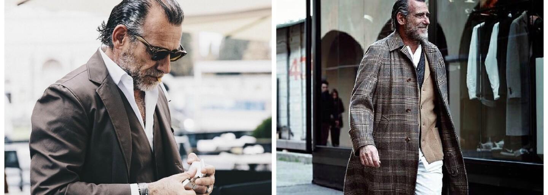 Tento päťdesiatnik ťa presvedčí, že móda nie je záležitosťou len pre mladých