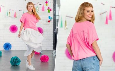 Tento rok bude vstupenkou na tradičný AVON Pochod proti rakovine prsníka tričko od svetoznámej návrhárky. Nesie meno Klára