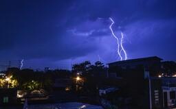 Tento týden nás opět čekají velmi silné bouřky