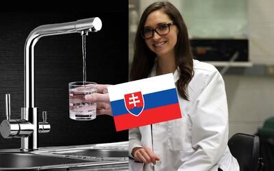 Tento vynález ti ušetří peníze. Slovenští vědci se spojili se Švýcary, jejich přístroj mění vodu na celém světě