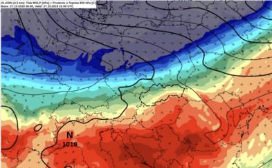 Teplo sa už skončilo, priprav sa na zimu. Meteorológovia varujú pred ochladením a nočnými mrazmi už od pondelka