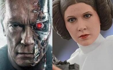Terminátor 6 dorazí o štyri mesiace neskôr a Lucasfilm má digitálne kópie všetkých hercov a postáv zo Star Wars