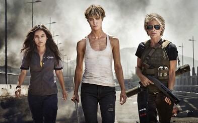 Terminator: Dark Fate kvôli silným hrdinkám nahnevá všetkých internetových trollov aj odporcov žien