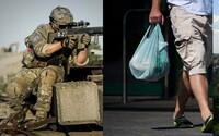 Teroristé napojení na Al-Káidu zakázali plastové tašky. Snaží se chránit lidi a zvířata i přesto, že zabíjejí nevinné