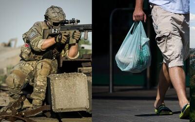 Teroristi napojení na Al-Káidu zakázali plastové tašky. Snažia sa chrániť ľudí a zvieratá aj napriek tomu, že zabíjajú nevinných