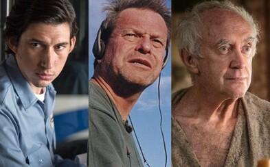 Terry Gilliam nakrútil svoj životný projekt The Man Who Killed Don Quixote s Adamom Driverom a Jonathanom Pryceom. Kedy ho uvidíme v kinách?