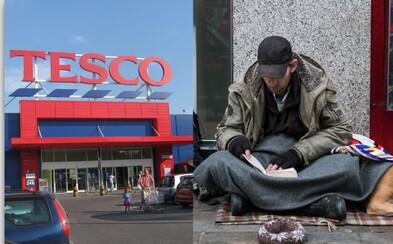 Tesco organizuje najväčšiu potravinovú zbierku na Slovensku. Počas Vianoc by nemal byť nikto hladný