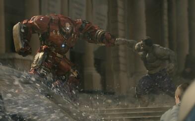 Tešíte sa v Avengers 2 na Hulka? Tak si ho vychutnajte v nových záberoch!