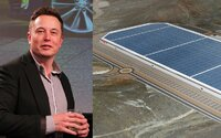 Tesla bude ešte väčšia. Elon Musk oznámil, že plánujú postaviť ďalšie tri futuristické továrne Gigafactory