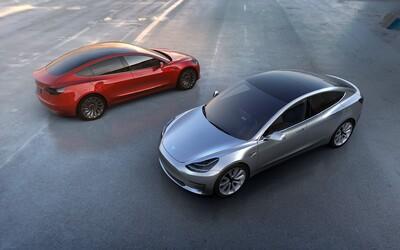 Tesla Model 3 za 35 tisíc dolarů je realitou a s ní i více než 115 tisíc předobjednávek!