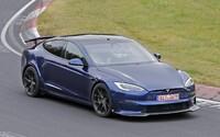 Tesla nadelila Porsche na Nürburgringu 12 sekúnd, teraz testuje záhadný prototyp. Príde extrémna verzia Plaid+?