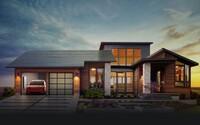 Tesla představuje senzační novinku: Nový typ solární střechy, která je k nerozeznání od té tradiční