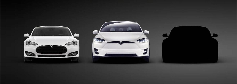 Tesla přináší oficiální upoutávku na nejmenší a zároveň nejlevnější Model, který poznáme již 31. března