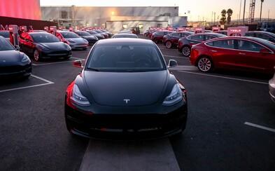 Tesla si troufá na BMW M3. Model 3 dostane nejen 2 motory, ale i verzi Performance