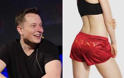 Tesla začala prodávat červené šortky za 69,420 dolarů. Elon Musk si tím střílí z nepřejících
