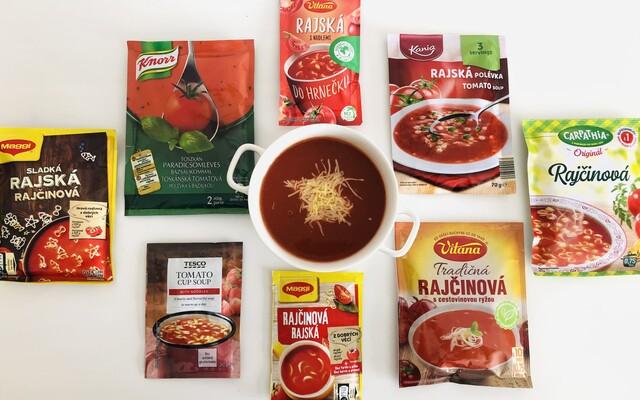 Test instantných rajčinových polievok: ktorá chutí ako od babičky a prečo by si sa mal väčšine z nich radšej vyhnúť?