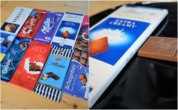 Test mliečnych čokolád: 11 štandardných tabličiek z bežných potravín