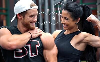 Testosterón: Optimálna hladina, tipy na naturálne zvýšenie či pozitívne a negatívne faktory, ktoré ho ovplyvňujú