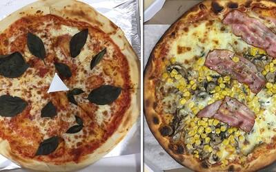 Testovali sme donáškové pizze v Bratislave! Ktorá bola najlepšia aktorá totálne prepadla?