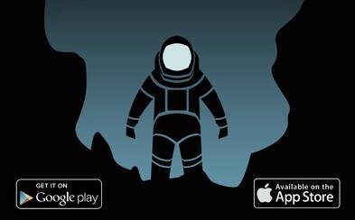 Textová hra, ktorá vás pohltí tajomnou atmosférou. Pomôžete astronautovi na opustenej planéte?