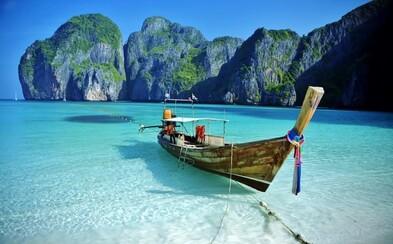 Thajsko chce platit turistům, kteří se vyhnou provařeným destinacím. Vláda má už plné zuby lidí, kteří chodí na ta samá místa