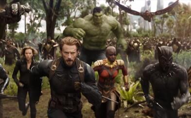 Thanos bojuje proti Avengerom vo veľkolepom traileri pre Infinity War! Pripravte sa na najväčšiu komiksovú udalosť budúceho roka