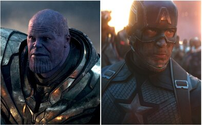 Thanos mal v Endgame pôvodne cestovať časom, odťať hlavu mladšiemu Captainovi America a strašiť ňou toho z roku 2023