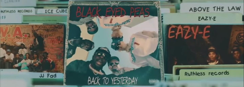 The Black Eyed Peas sa vracajú ku koreňom rapu v najnovšom videoklipe