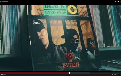 The Black Eyed Peas se vracejí ke kořenům rapu v nejnovějším videoklipu