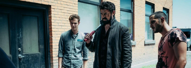 The Boys sa behom 2 týždňov stalo najlepšie hodnoteným a takmer najsledovanejším seriálom od Amazonu vôbec