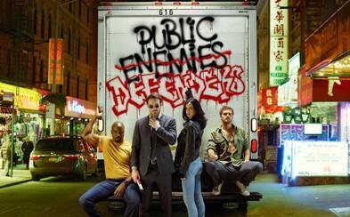 The Defenders na ďalších obrázkoch! Ako vyzerá tím ochotný bojovať za New York?