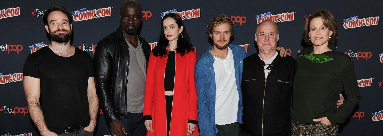 The Defenders sa už natáčajú! Ktoré postavy sú pre seriál potvrdené?