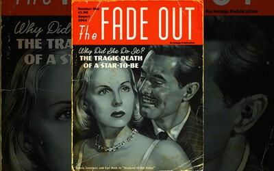The Fade Out - noirový komiks s kriminálnou zápletkou (Tip na komiks)