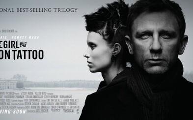 The Girl with the Dragon Tattoo od Davida Finchera potvrdzuje sequelový návrat