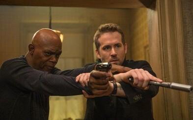 The Hitman's Bodyguard ovládol tento týždeň, no tohtoročný august môže byť finančne najslabším od roku 1991 (Box Office)