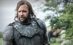 The Hound z Game of Thrones kradl jídlo a spal ve stanu. Seriál mu změnil život