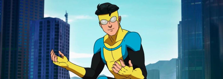 The Invincible je animovaný seriál, ve kterém záporáci trhají superhrdinům hlavy a nepřežijí ani hlavní postavy